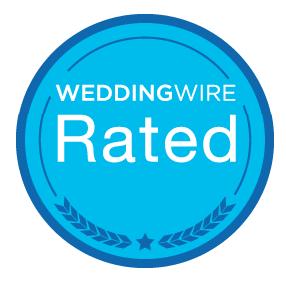 WeddingWire Rated Punta Cana Photographer
