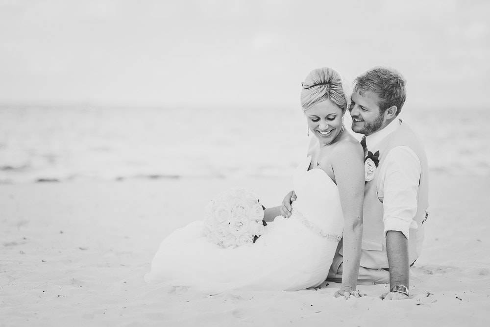 Dreams Palm Beach Wedding in Punta Cana - S&A