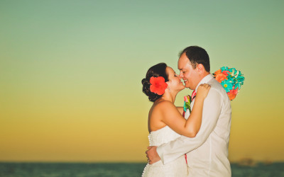 Wedding at Dreams in Punta Cana