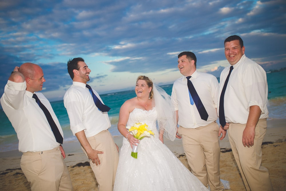 Wedding at Riu Palace