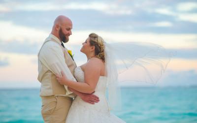 Wedding at Riu Palace in Punta Cana