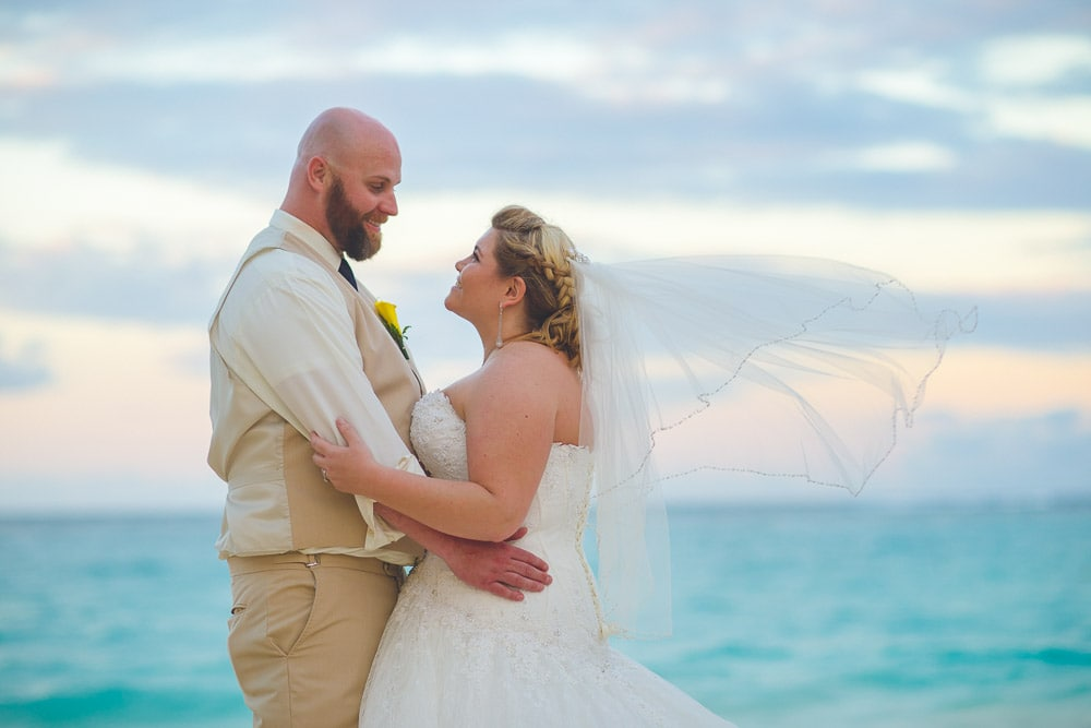 Wedding at Riu Palace in Punta Cana