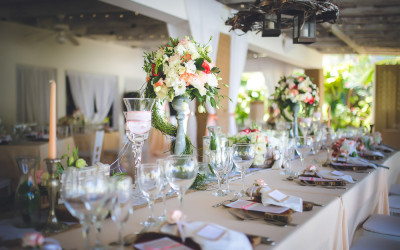 Plan your Wedding at Kukua Beach Restaurant in Punta Cana