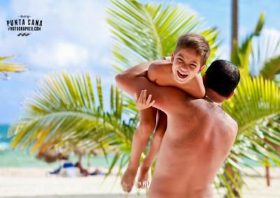 Punta Cana Family Portraits