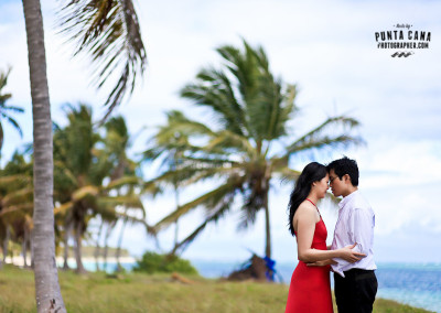 Couple and Engagement Photography in Punta Cana