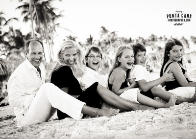 Punta Cana Family Sessions