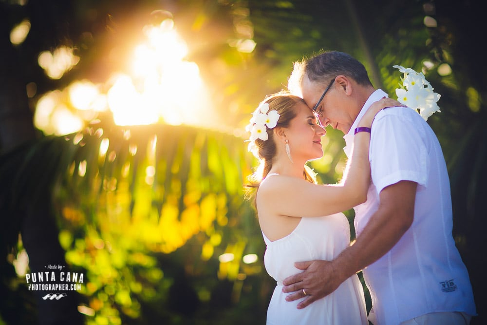 Vow Renewal in Punta Cana