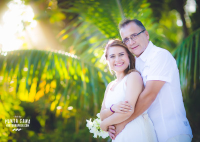 Vows Renewal in Punta Cana