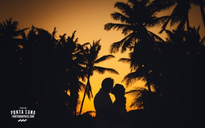 Vows Renewal photoshoot in Punta Cana