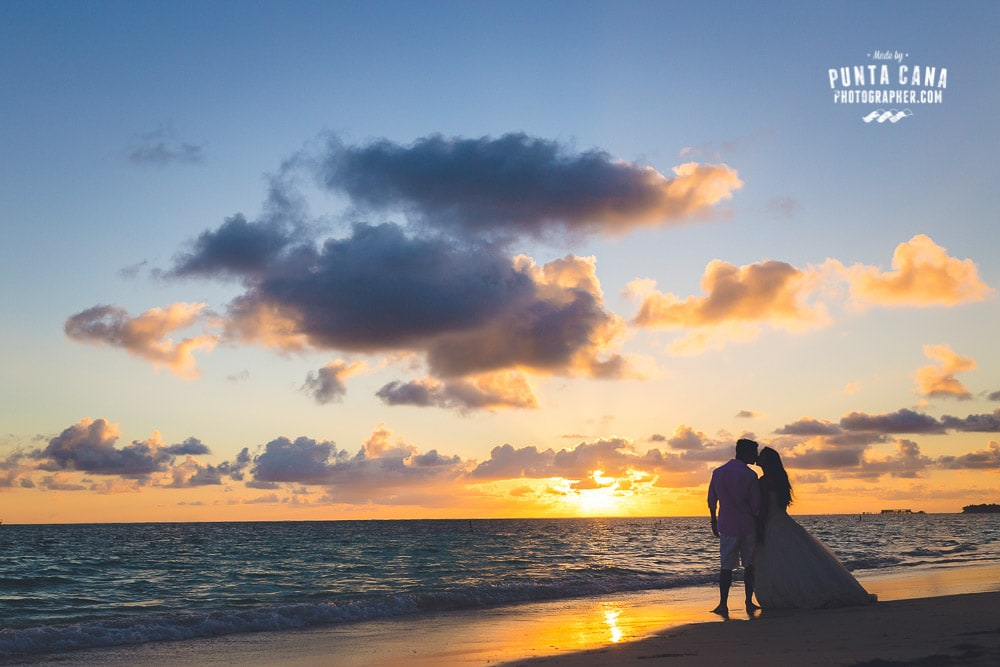 Trash the Dress at Jellyfish Punta Cana