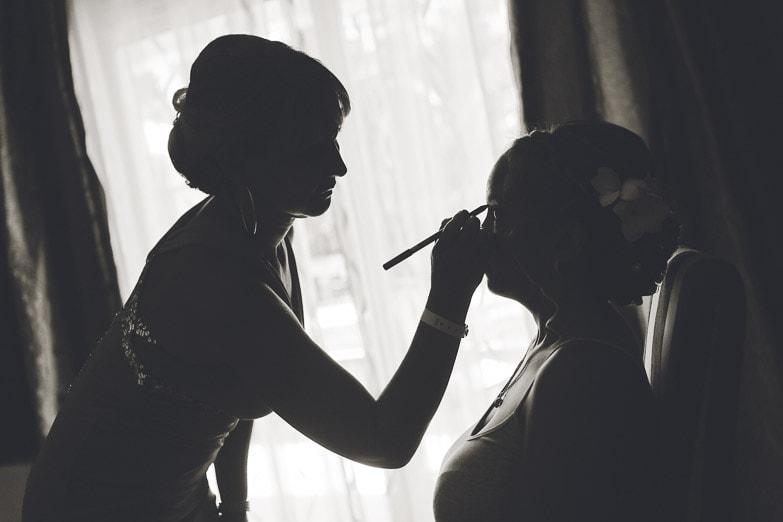 Bridal Make-up by Punta Cana Photographer