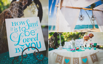 How to Set Your Destination Wedding Ambiance