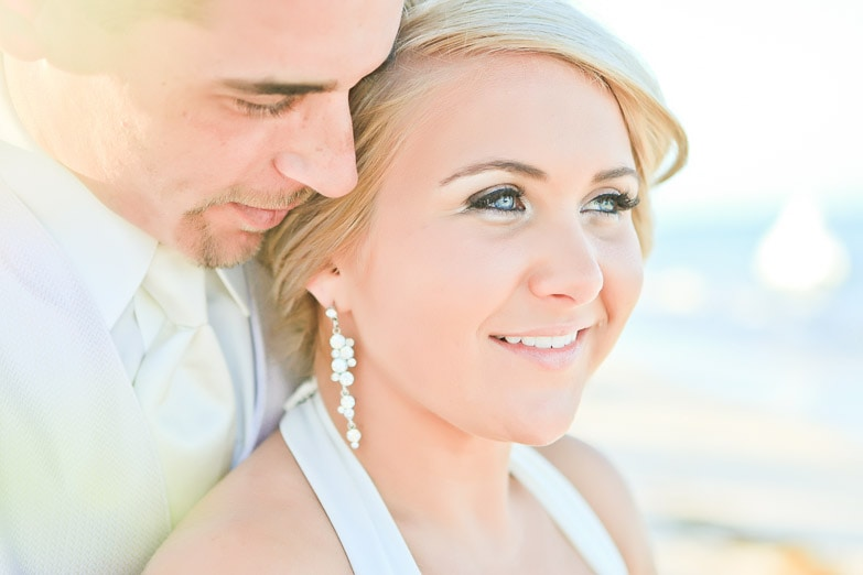 Wedding Couple by Punta Cana Photographer