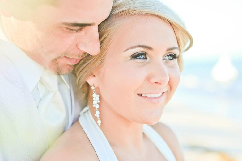 Wedding Couple by Punta Cana Photographer