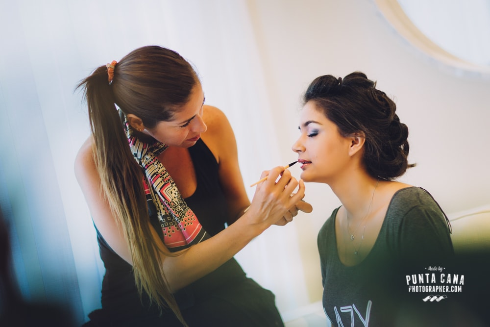 Make Up Artist in Punta Cana