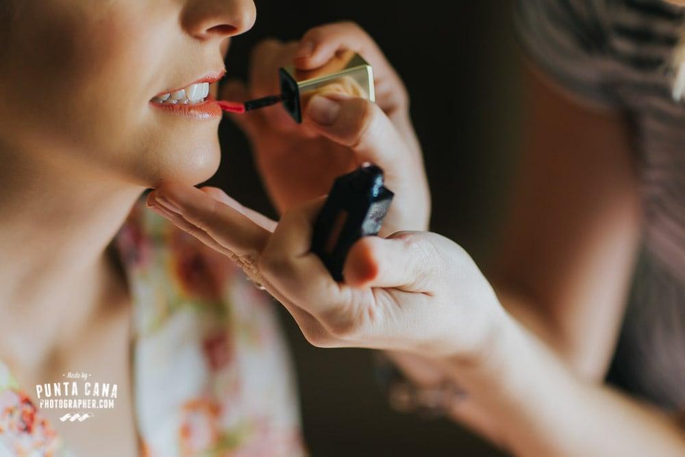 Makeup Artist Punta Cana