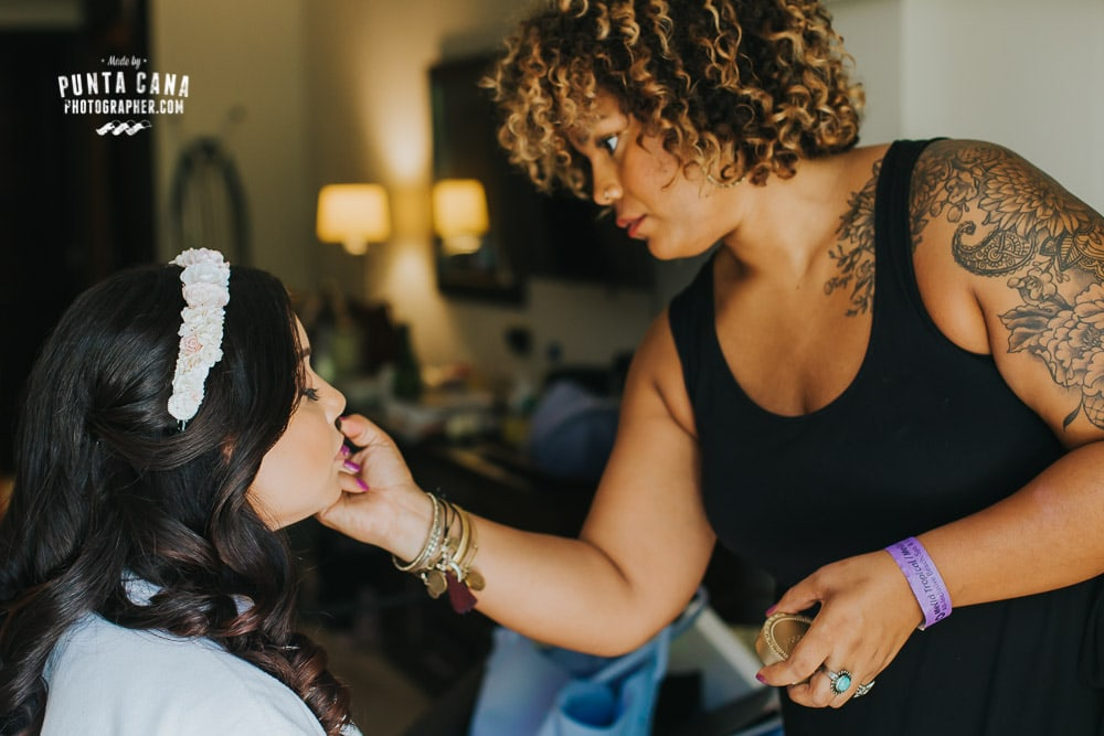 The Guide to hiring a Makeup Artist in Punta Cana