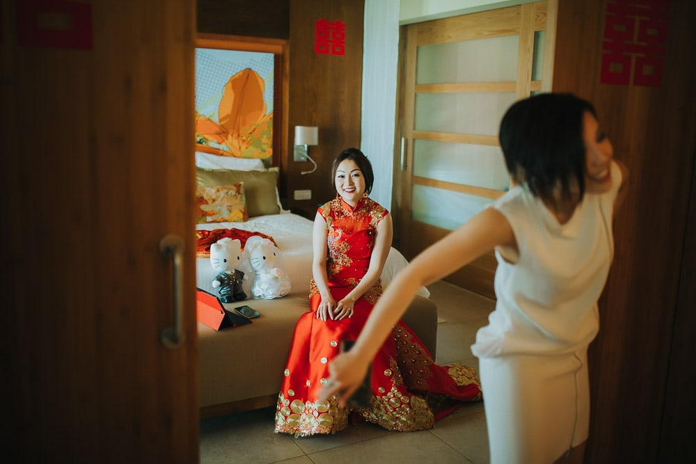 Chinese Ceremony at Breathless Punta Cana