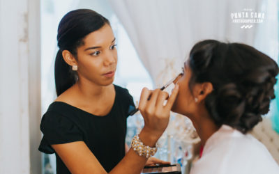 DIY Wedding Make-Up for your Punta Cana Wedding