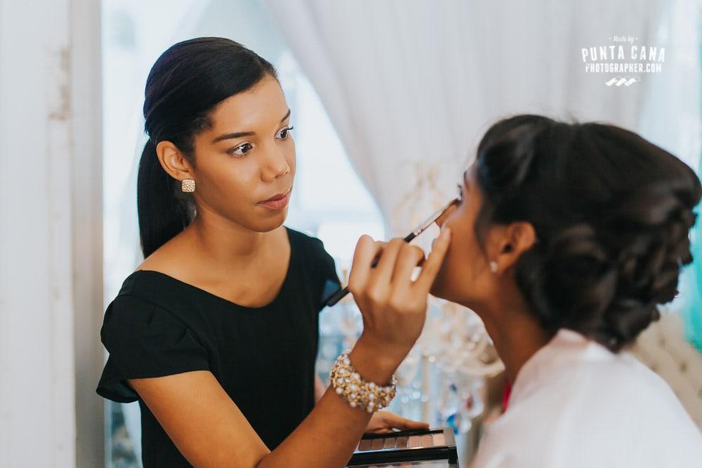 Cristal Sepulveda - Makeup Artist Punta Cana