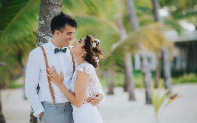 Traditional Persian Wedding in Punta Cana - Riu Bambu Wedding