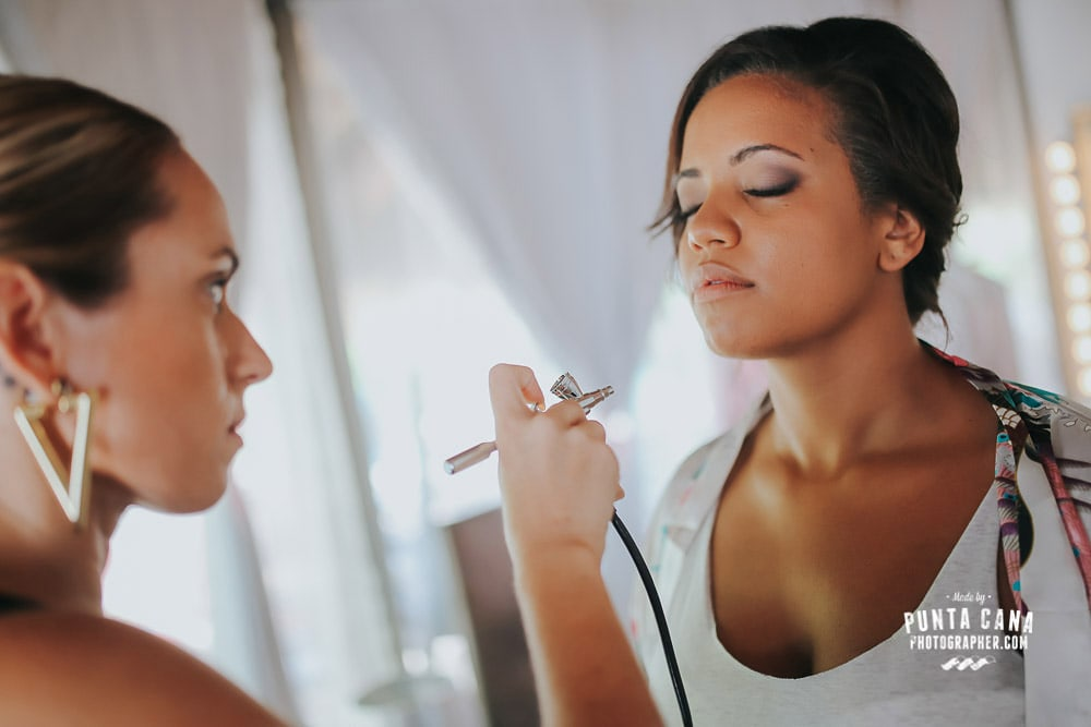 Anna Nuet - Makeup Artist Punta Cana