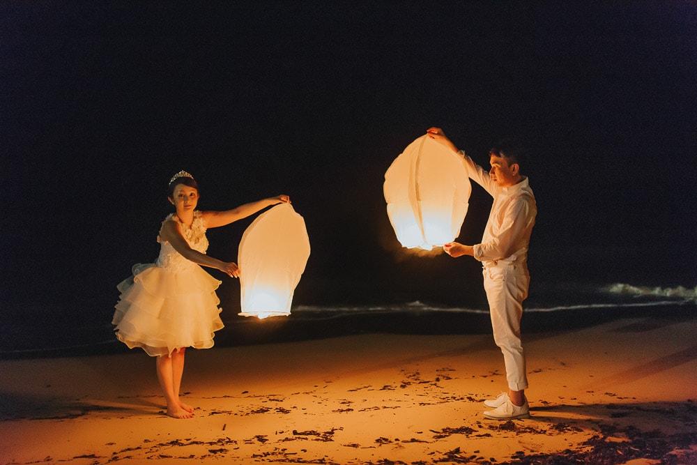 Chinese Wedding at Breathless Punta Cana
