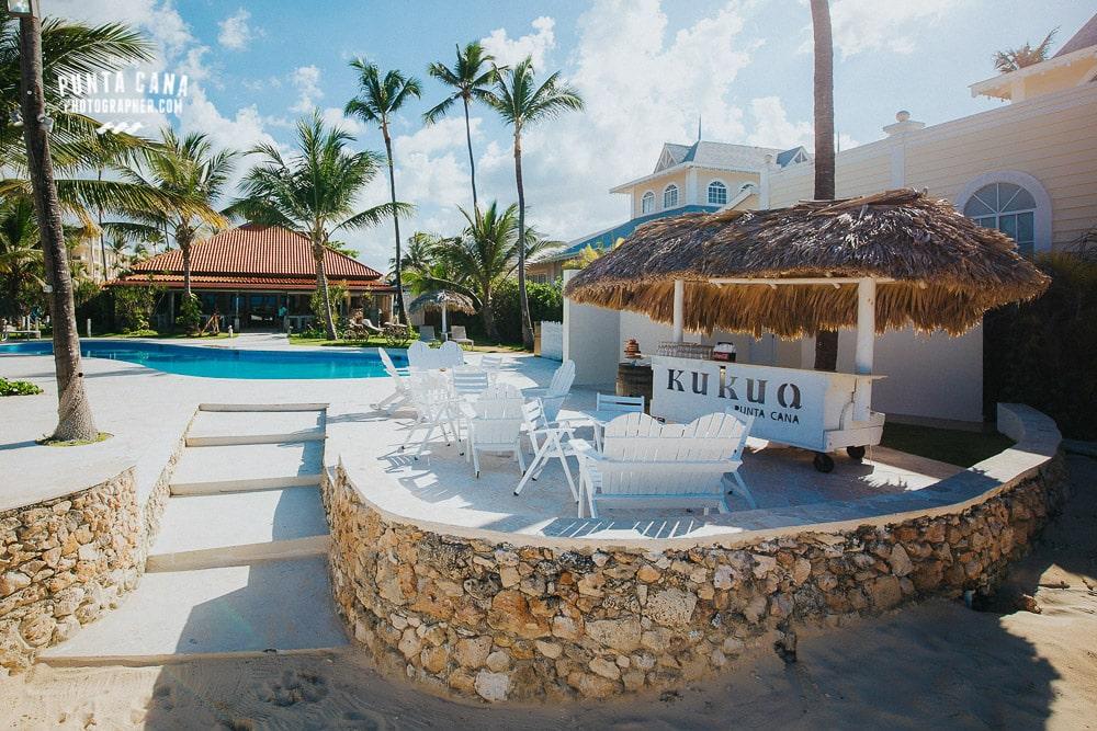 Kukua Beach Club in Punta Cana
