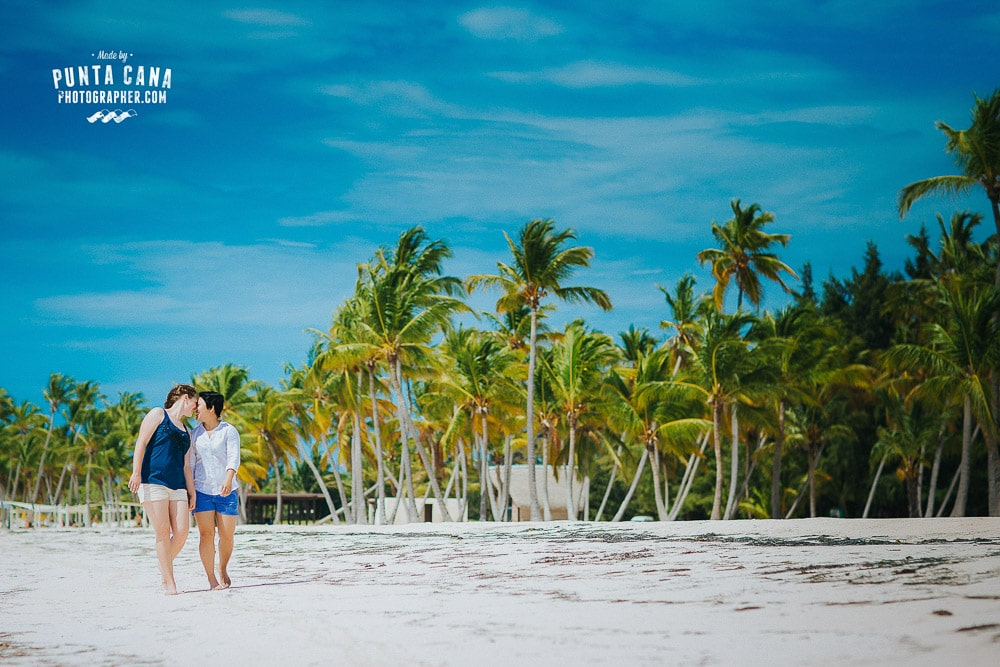 Same Sex Engagement in Punta Cana