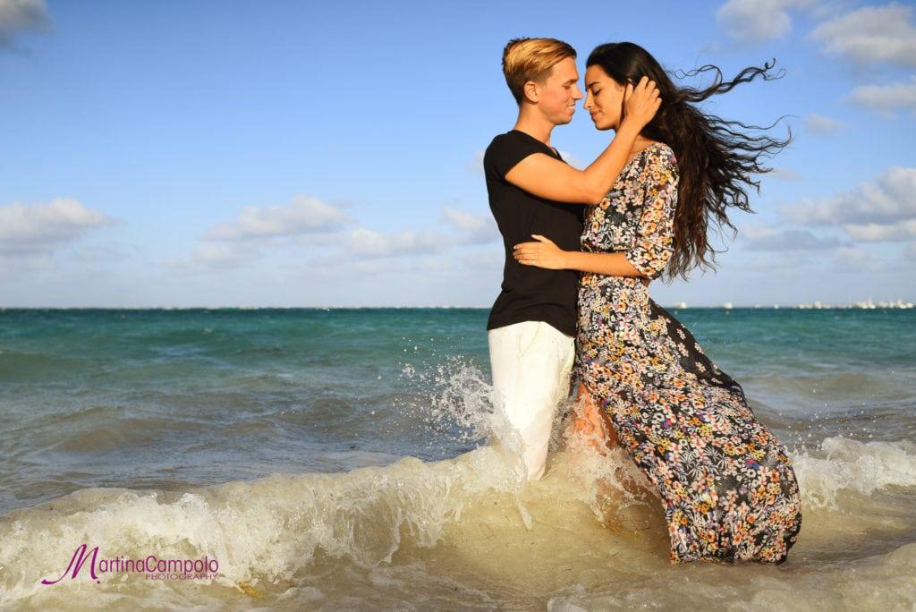 Photoshoot in Paradisus Palma Real