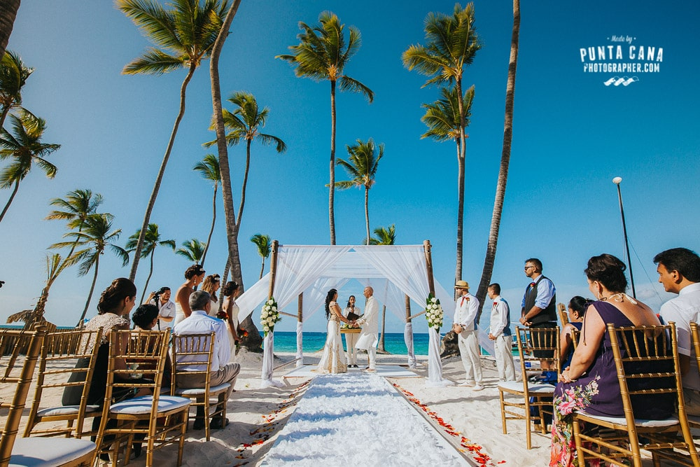 Indian Wedding in Punta Cana at Dreams Palm Beach