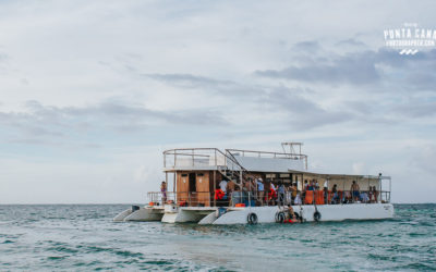La Barcaza Wedding Boat - A Dream Punta Cana Wedding
