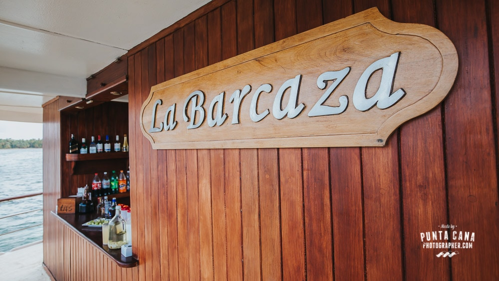 La Barcaza Wedding Boat