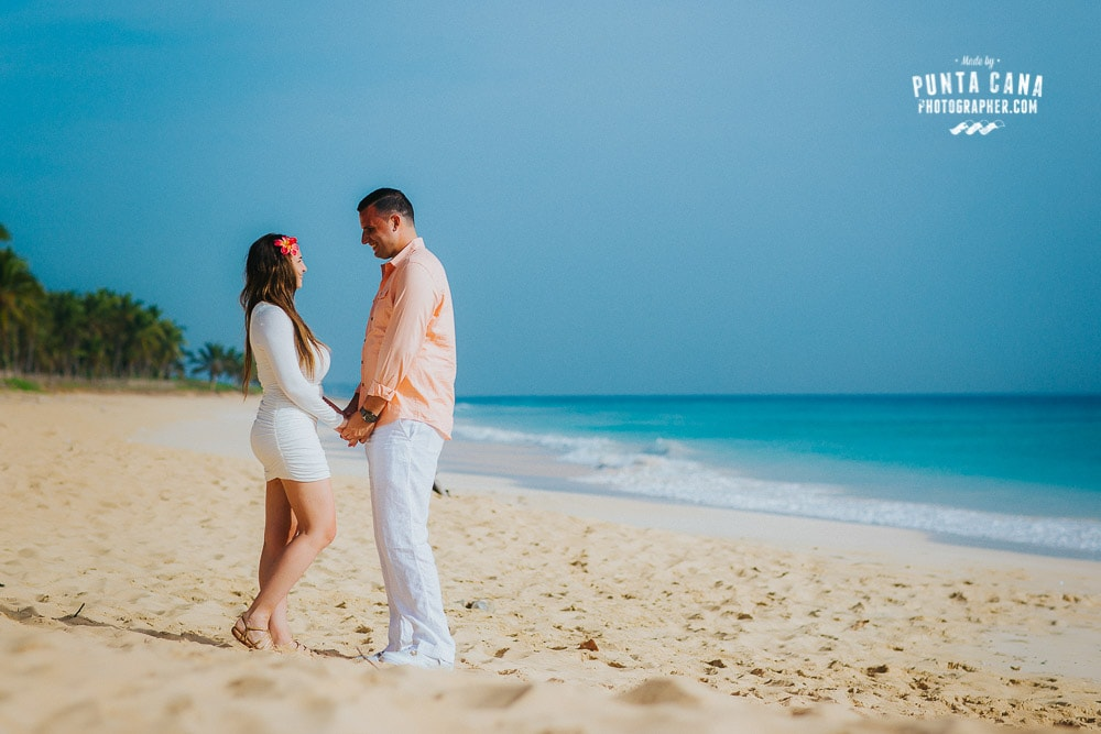 Surprise Proposal in Punta Cana
