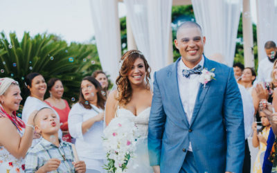 Dreams Punta Cana Wedding - Will & Carolyn