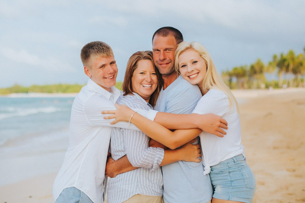Senior Pictures & Family Portraits in the Dominican Republic