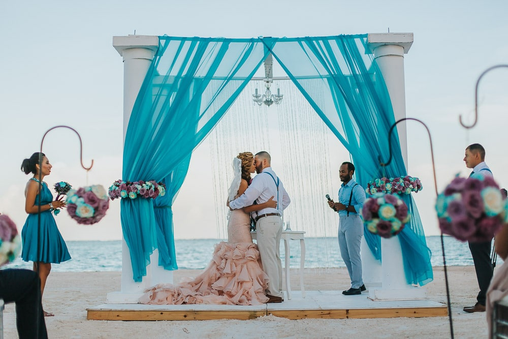 Palapa Juanillo Wedding