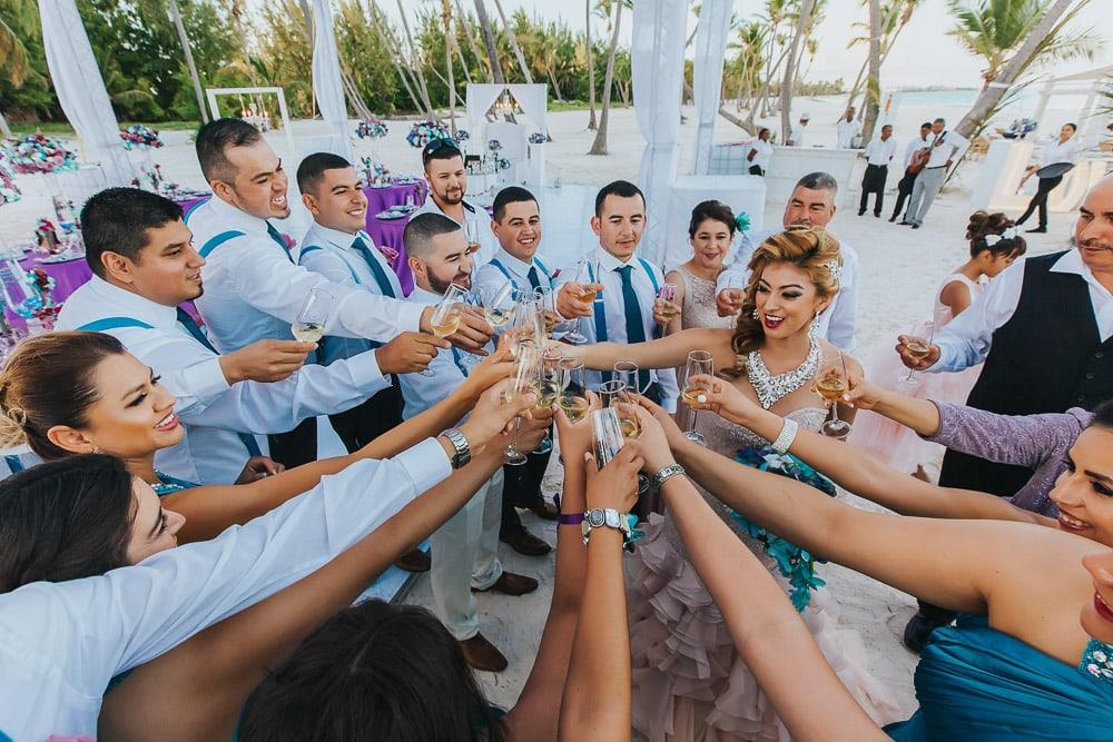 Palapa Juanillo Wedding