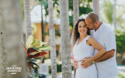 Iberostar Bavaro Suites Photoshoot - Evelyn & Edwin