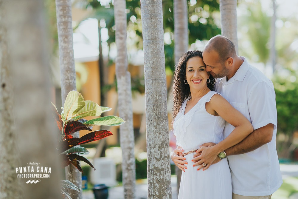 Iberostar Bavaro Suites Photoshoot – Evelyn & Edwin
