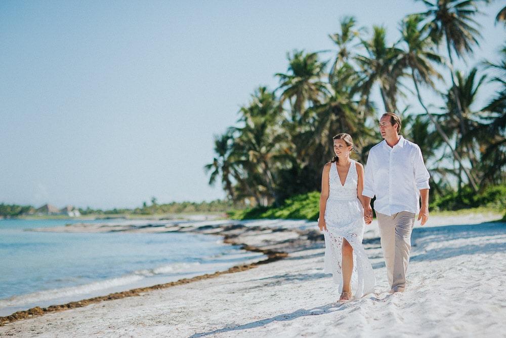 Playa Blanca + Westin Punta Cana Wedding - Conley & Terence