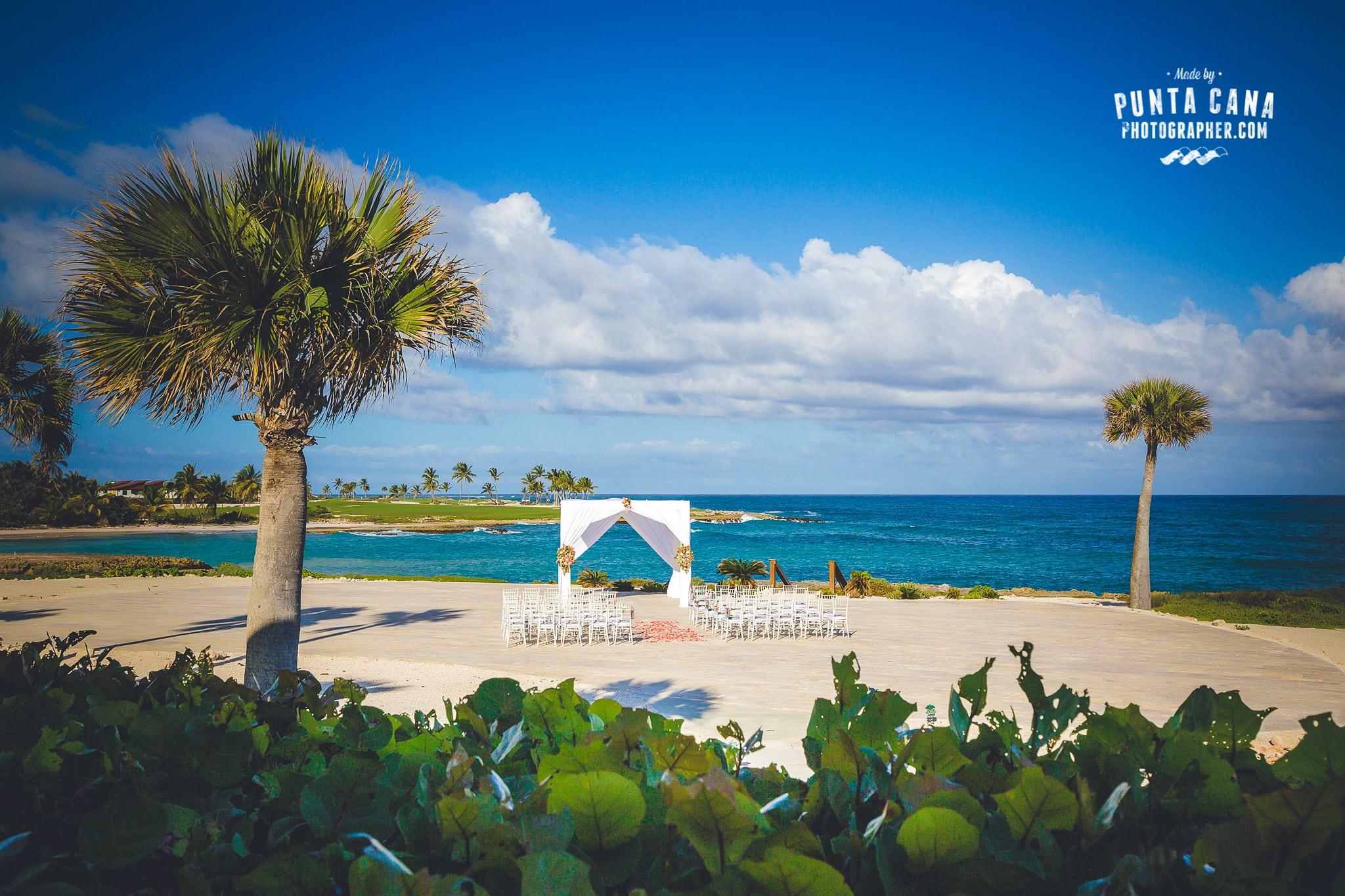 Sanctuary Punta Cana Wedding