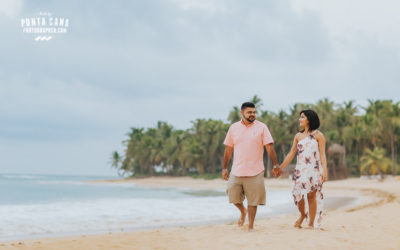Excellence Punta Cana Photoshoot – Nilam & Assim