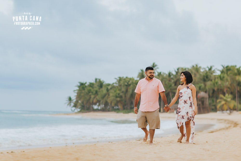 Excellence Punta Cana Photoshoot - Nilam & Assim