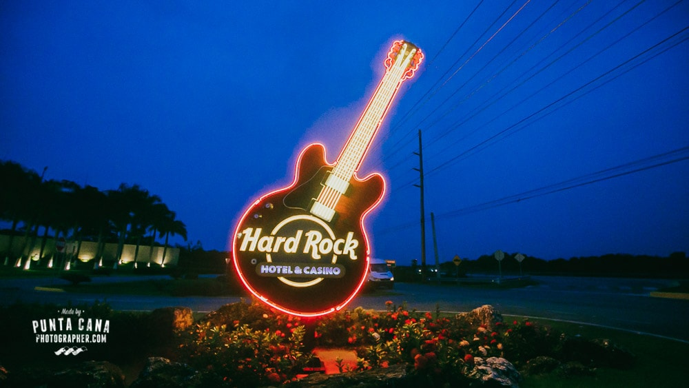 Hard Rock Wedding Photographer