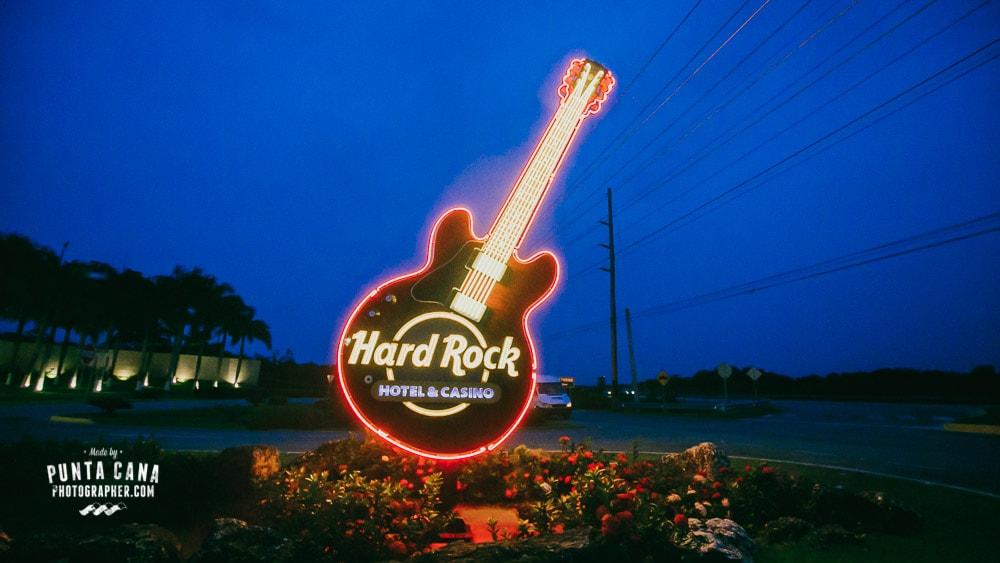 Hard Rock Wedding Photographer