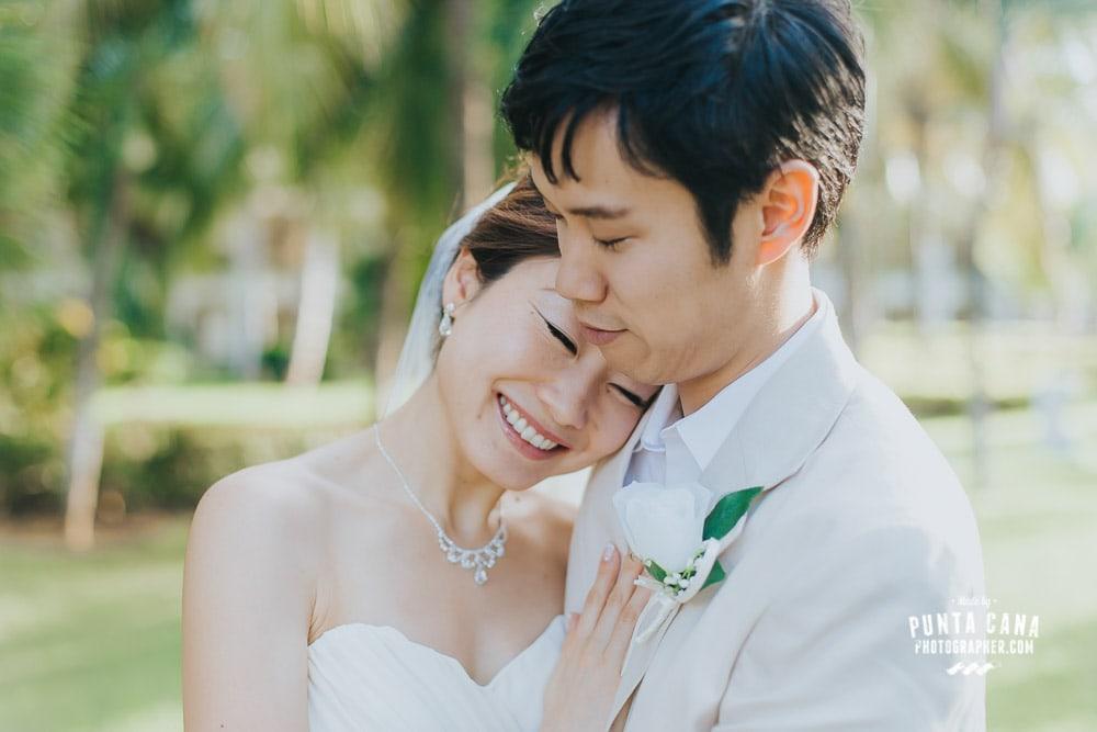Paradisus Punta Cana Wedding Photoshoot