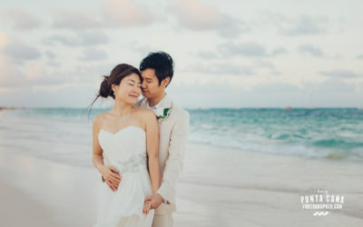Paradisus Punta Cana Wedding Photoshoot – Caine & Asami
