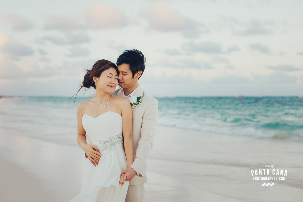 Paradisus Punta Cana Wedding Photoshoot