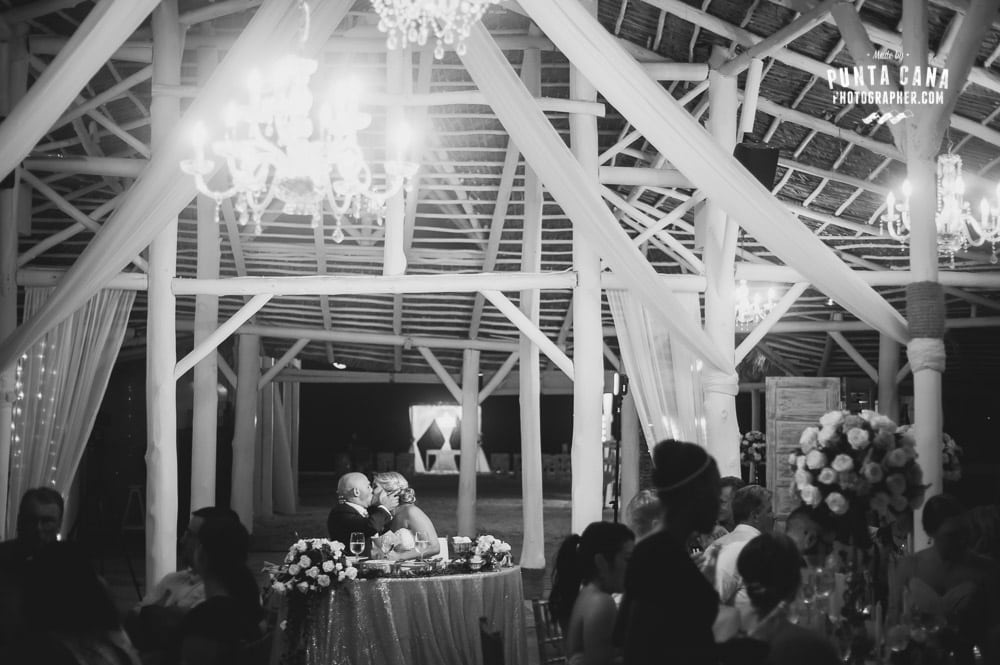 Huracan Cafe Wedding by Punta Cana Photographer
